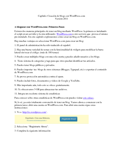 wordpress tutorial