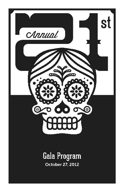 Gala 2012 Venue Program