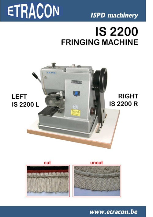 ISPD machines