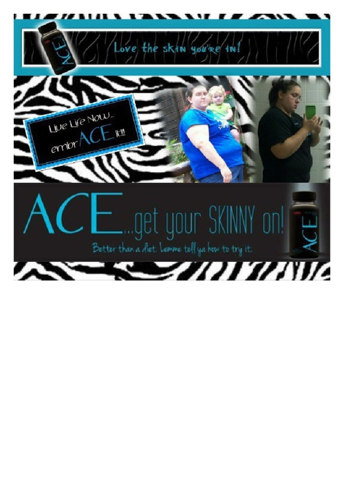 ACE Before & Afters