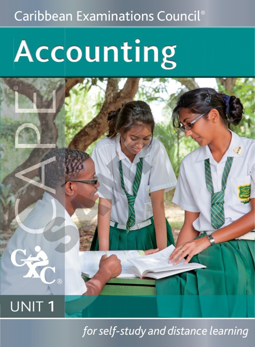 CAPE Accounting
