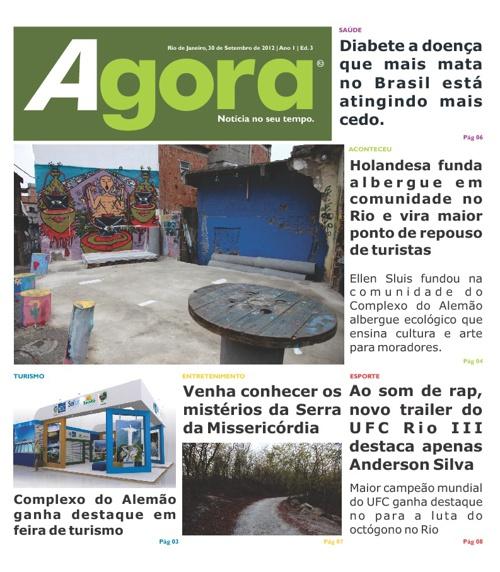 Jornal Agora - Ed. 01