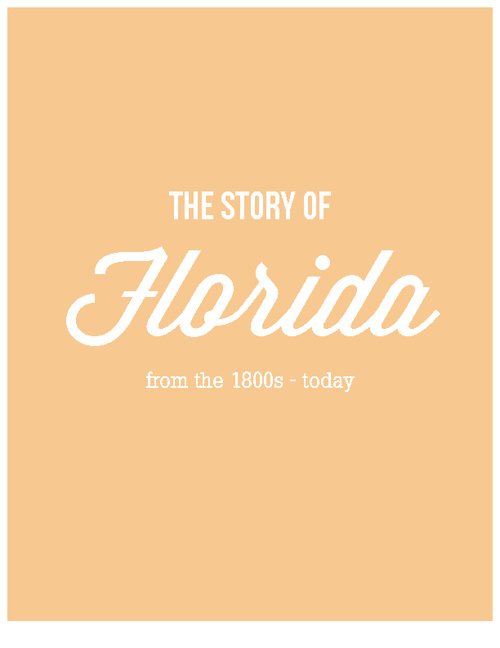 The Story of Florida Revised