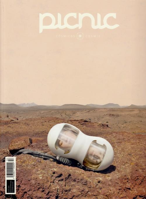 Picnic México - Cósmicos/Cosmic nº53 - Turista Parabólica
