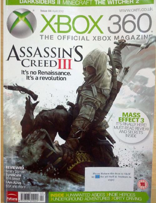 Assassins Creed: Regime Change