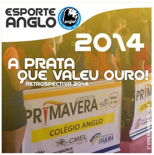 Revista Esporte Anglo Ed. 01