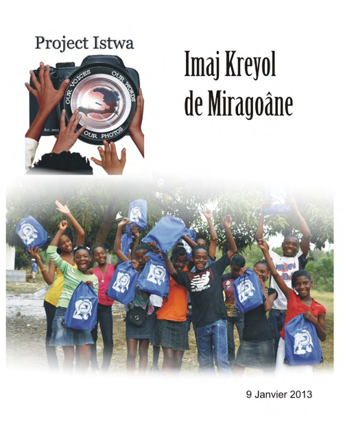 Project Istwa - Miragoane January 2013