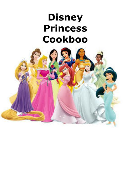 Disney Princess Cookbook