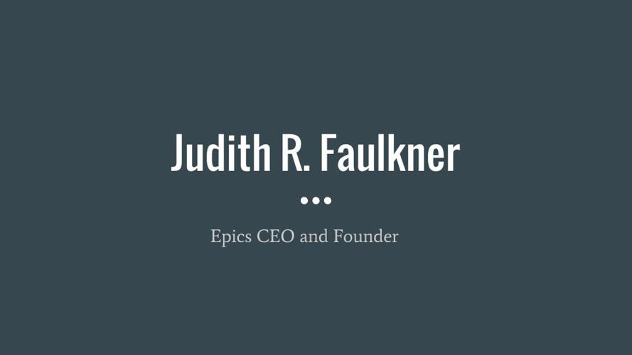 Judith R. Faulkner (1)