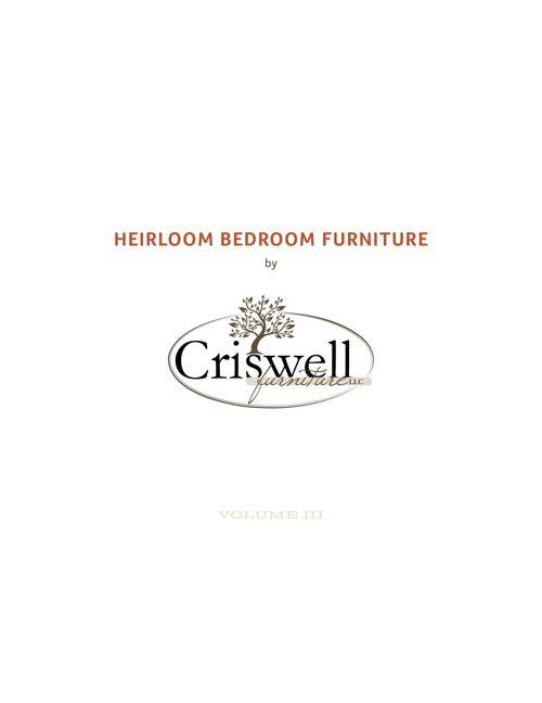 CWF Furniture Catalog