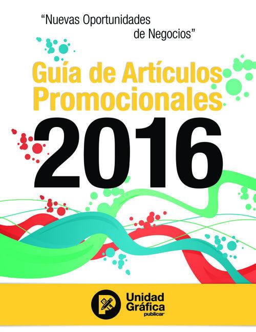 Catálogo Merchandising Unidad Gráfica 2016 - Clientes (1)