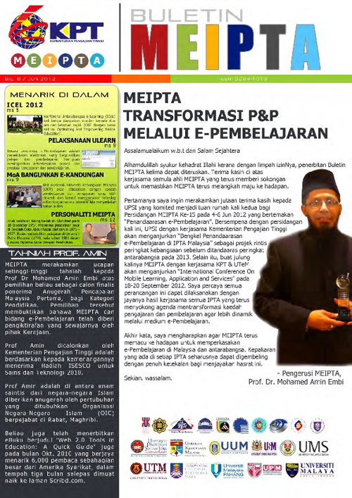 Buletin MEIPTA Bil.5/ Jun 2012