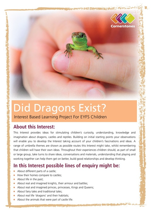 (EYFS ILP) Did Dragons Exist?