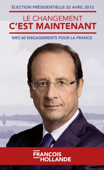 Projet Présidentiel - François Hollande