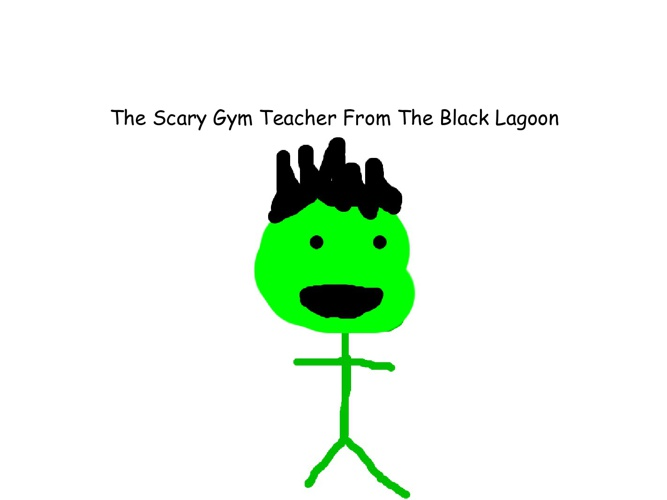 Black lagoon Jacob