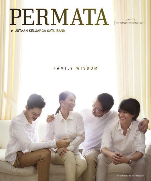 PERMATA EDISI 02 SEPTEMBER- NOVEMBER 2014