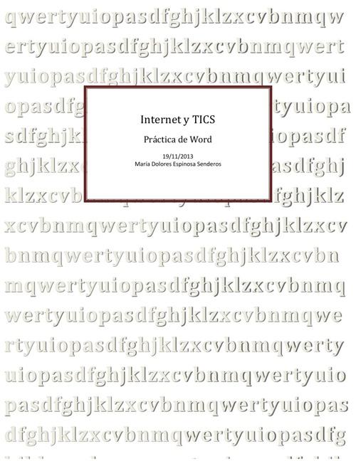 Internet y TICS