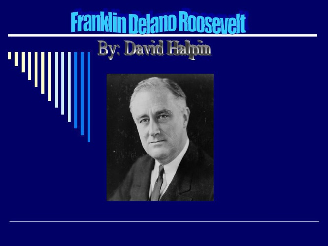franklin delano roosevelt as a role model for the youth Franklin delano roosevelt and his vigorous leadership style and reforming zeal made him franklin's role model franklin d roosevelt: 1933–1945.