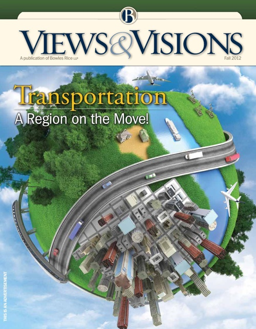 Fall 2012: Transportation A Region on the Move!