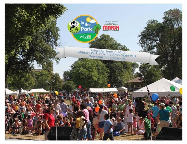 PBS KIDS in the Park - 2012 Recap