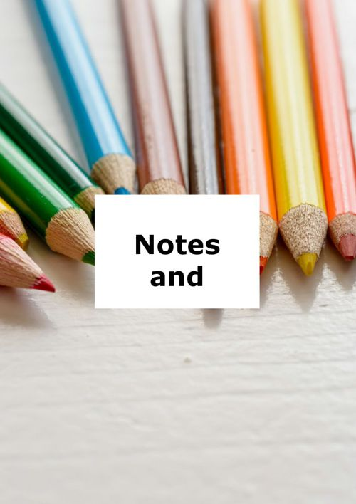 Stems and Notes #2