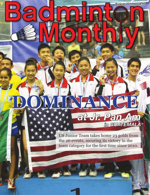 Badminton Monthly Issue #5