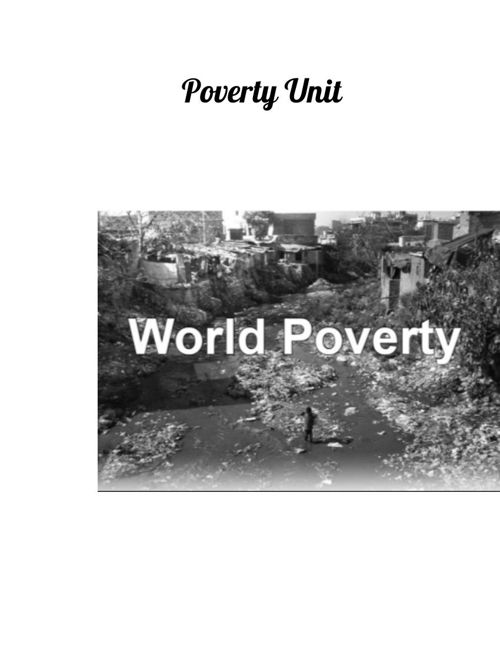 Poverty Unit