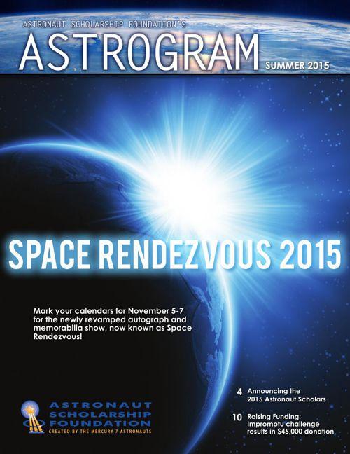 ASF 2015 Summer Astrogram