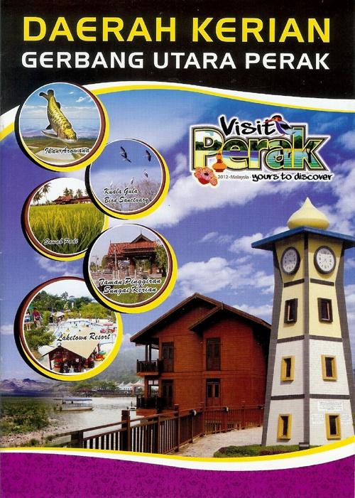 Daerah Kerian Gerbang Utara Perak