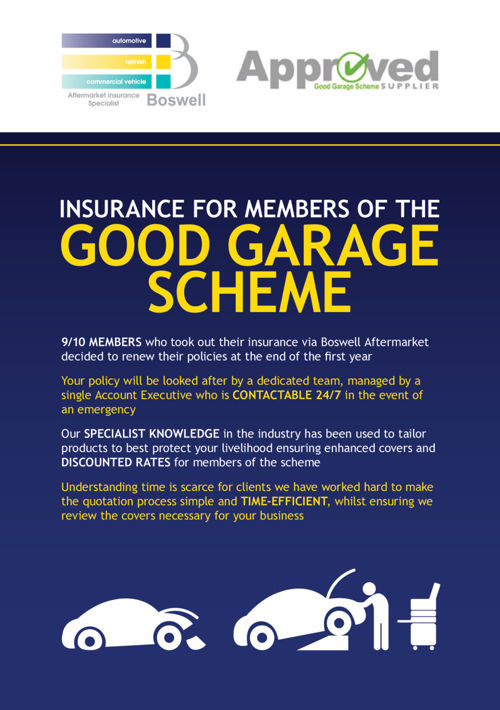 Good Garage Scheme Leaflet