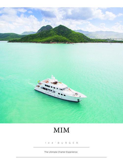 MIM 144' Burger