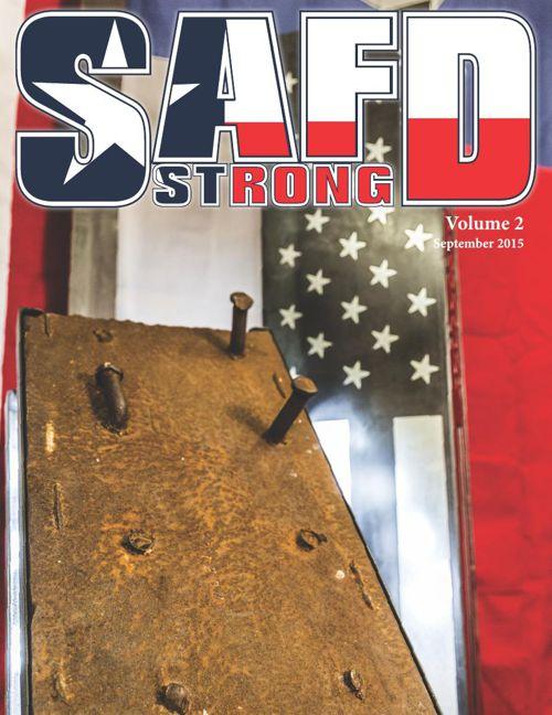 SAFD Strong - September 2015