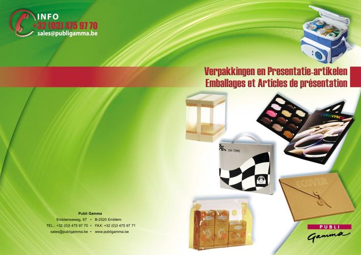 Verpakking & Presentatie