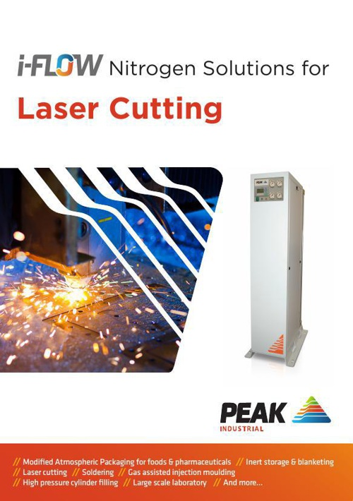 15057 Nitrogen Solutions Laser Cutting