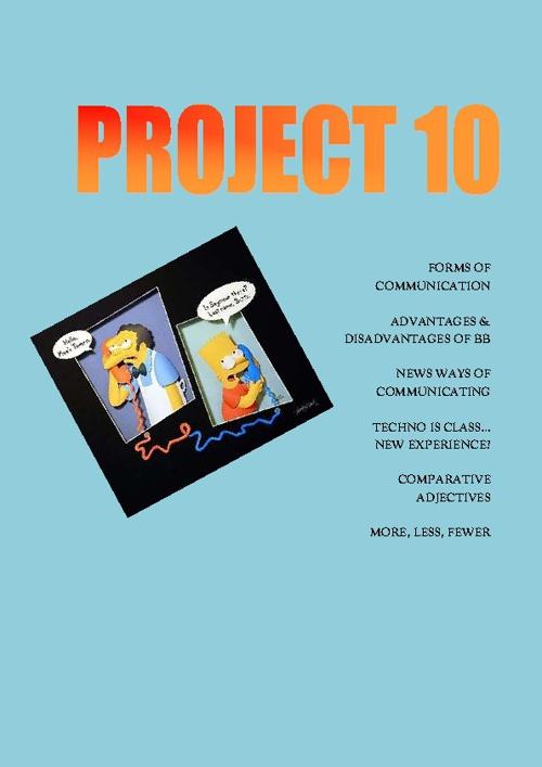 Project Unit 10