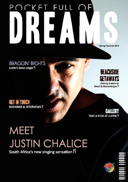 Justin Chalice - Artist Profile