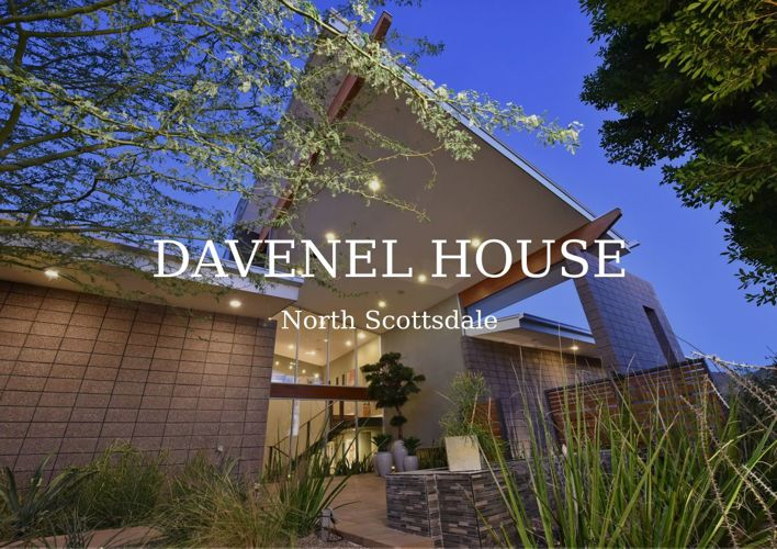 THE DAVENEL HOUSE