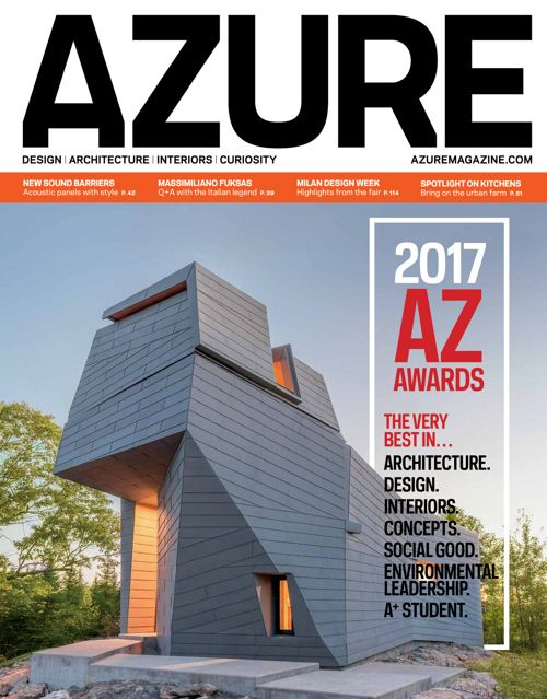AZURE July/August 2017