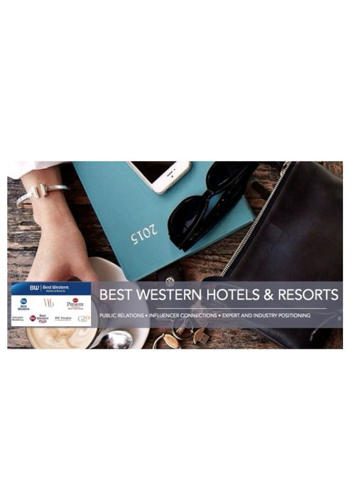 J Public Relations Canadian Clips for Best Western
