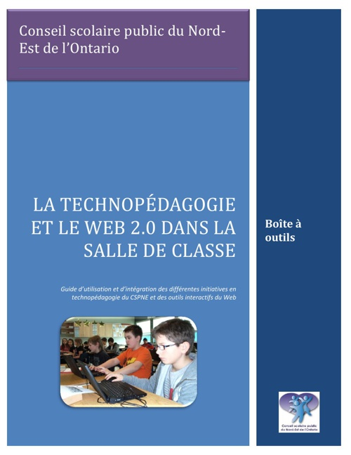 Boîte à outils - Technopédagogie