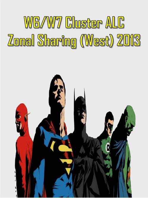 W6-7 ALC (Zonal Sharing)