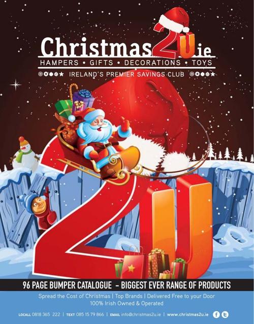 2015 Christmas2u Savings Catalogue
