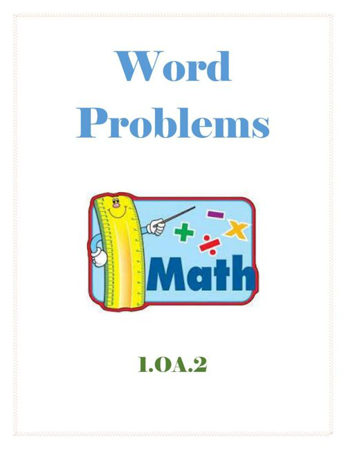 Word Problems 1.OA.2