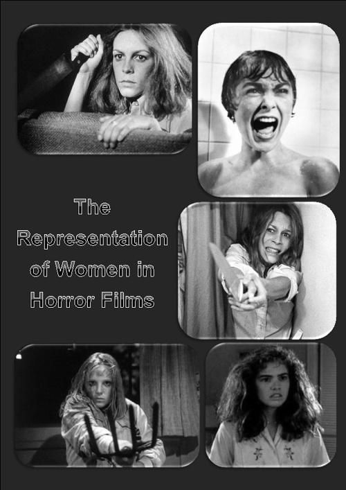 Representation of women in horror films