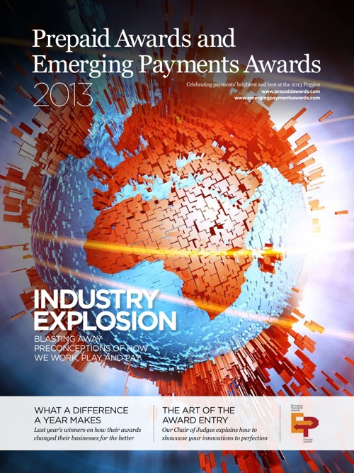Emerging Payments Awards and Prepaid Awards 2013