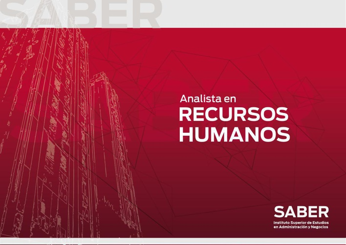 Analista en Recursos Humanos - Instituto Saber