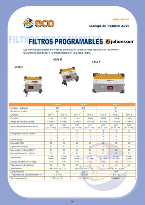 Filtros2014