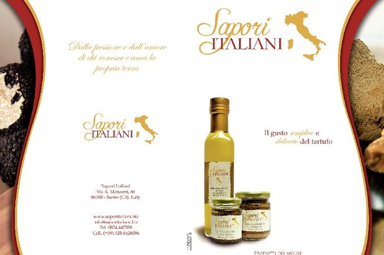 Catalogo sapori italiani