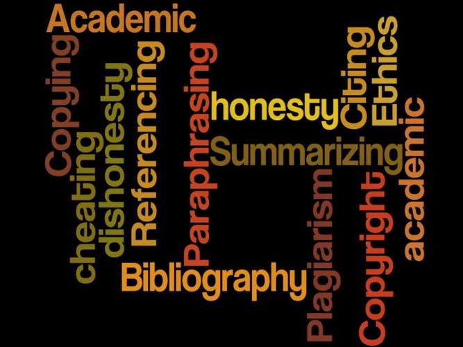 Plagiarism, Academic Honesty