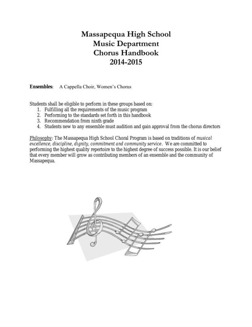 Chorus Handbook final copy 2014-15